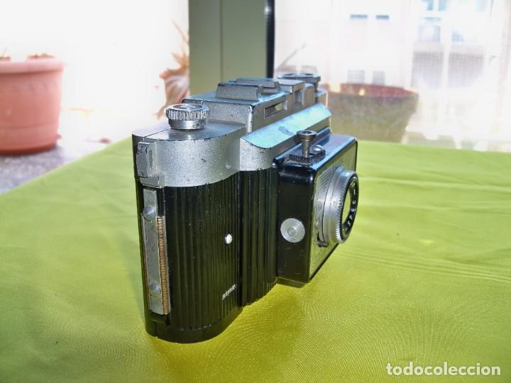 Cámara de fotos: Antigua cámara de fotos ELITE FEX made in France - Foto 2 - 279442363