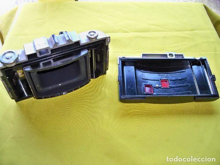 Cámara de fotos: Antigua cámara de fotos ELITE FEX made in France - Foto 5 - 279442363