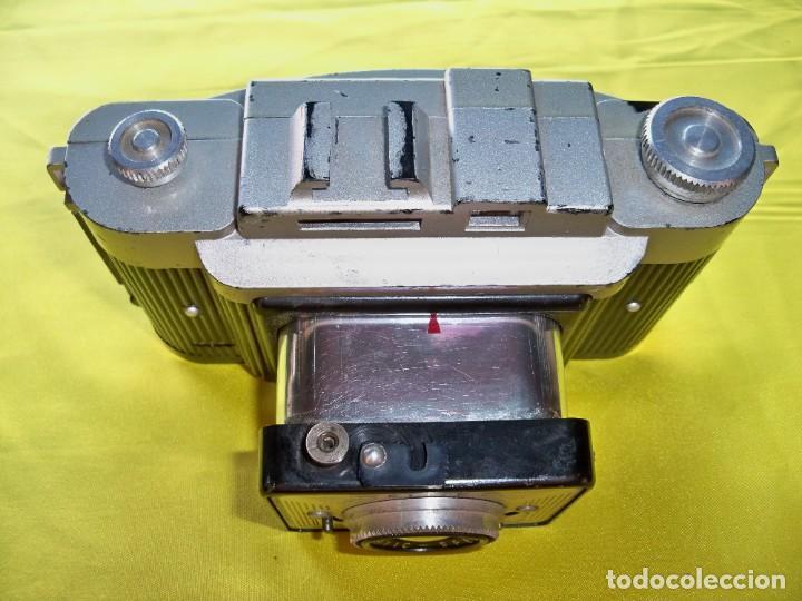 Cámara de fotos: Antigua cámara de fotos ELITE FEX made in France - Foto 6 - 279442363
