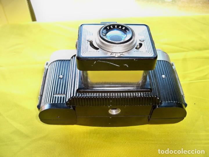 Cámara de fotos: Antigua cámara de fotos ELITE FEX made in France - Foto 7 - 279442363