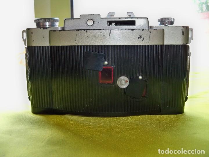 Cámara de fotos: Antigua cámara de fotos ELITE FEX made in France - Foto 8 - 279442363