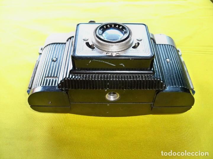 Cámara de fotos: Antigua cámara de fotos ELITE FEX made in France - Foto 9 - 279442363
