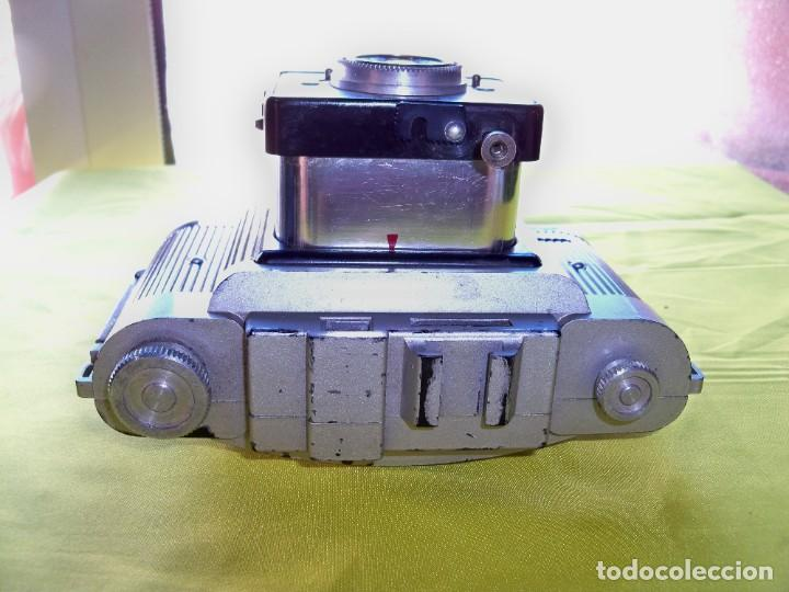 Cámara de fotos: Antigua cámara de fotos ELITE FEX made in France - Foto 10 - 279442363