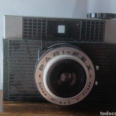Cámara de fotos: CÁMARA DE FOTOS PARI-FEX SUPRA 4X4 FLASH. Lote 280112953