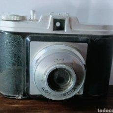 Cámara de fotos: CÁMARA DE FOTOS AGFA ISOLA I. Lote 280114503