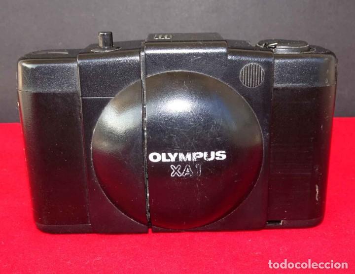 Cámara de fotos: Cámara OLYMPUS XA-1 con flash A9M - Foto 3 - 283874183