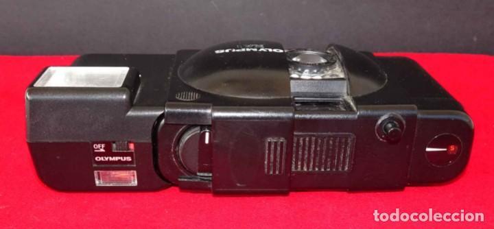 Cámara de fotos: Cámara OLYMPUS XA-1 con flash A9M - Foto 6 - 283874183