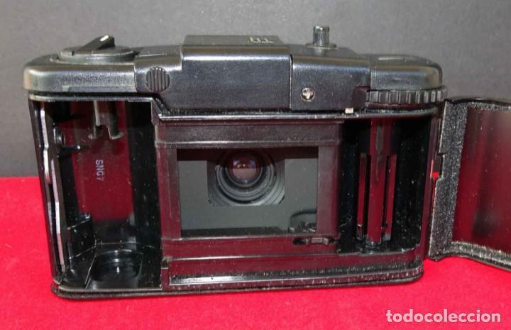 Cámara de fotos: Cámara OLYMPUS XA-1 con flash A9M - Foto 7 - 283874183