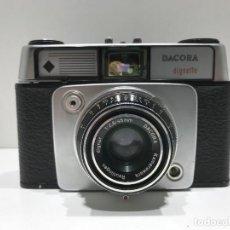 Câmaras de fotos: CAMARA DACORA DIGNETTE CON OBJETIVO DIGNAR 1:2.8/45. Lote 284736548