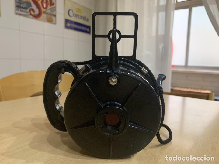 Cámara de fotos: CAMARA SUBMARINA NEMROD SILURO MODELO A 1 FABRICADA EN ESPAÑA - Foto 6 - 283887128