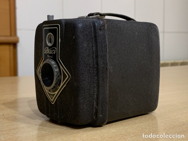 Cámara de fotos: Daci Royal fabricada en España - Foto 3 - 286053243