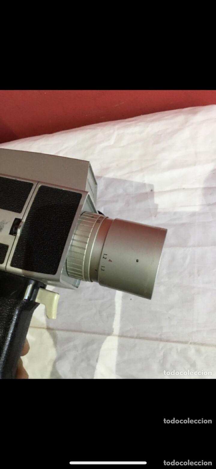 Cámara de fotos: Cámara de cine Cinemax Super 8 Modelo C-801 de los años 60.ver fotos - Foto 4 - 286323703