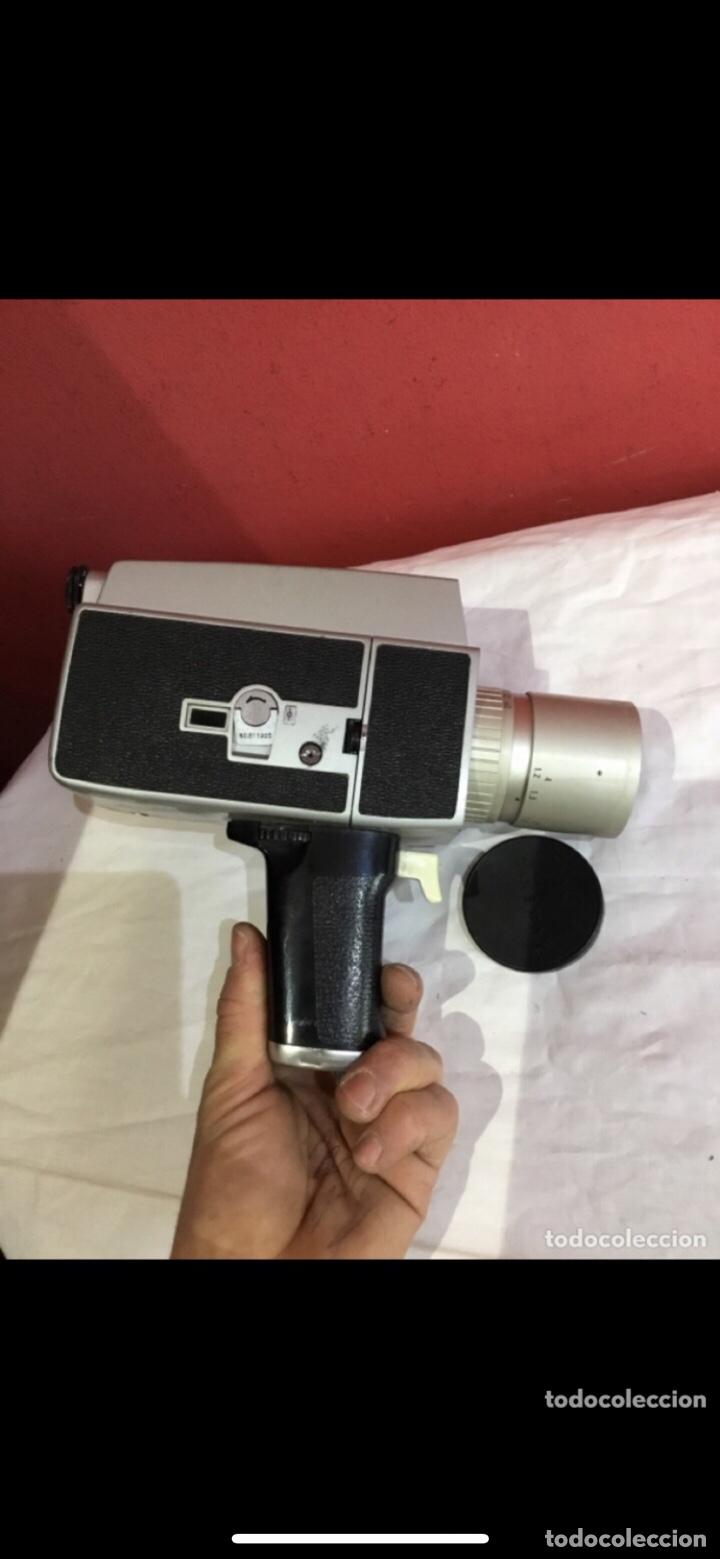 Cámara de fotos: Cámara de cine Cinemax Super 8 Modelo C-801 de los años 60.ver fotos - Foto 10 - 286323703
