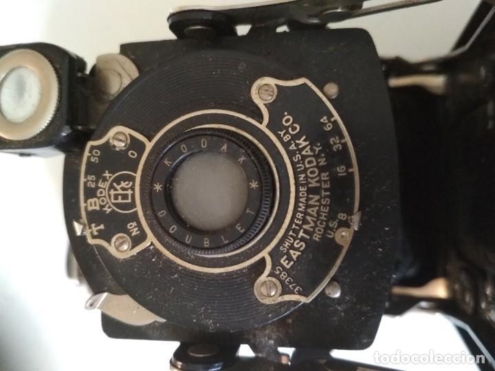 Cámara de fotos: Camara Kodak. Vintage. - Foto 3 - 286413178