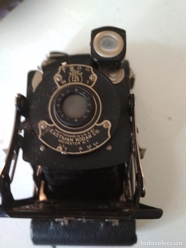 Cámara de fotos: Camara Kodak. Vintage. - Foto 4 - 286413178