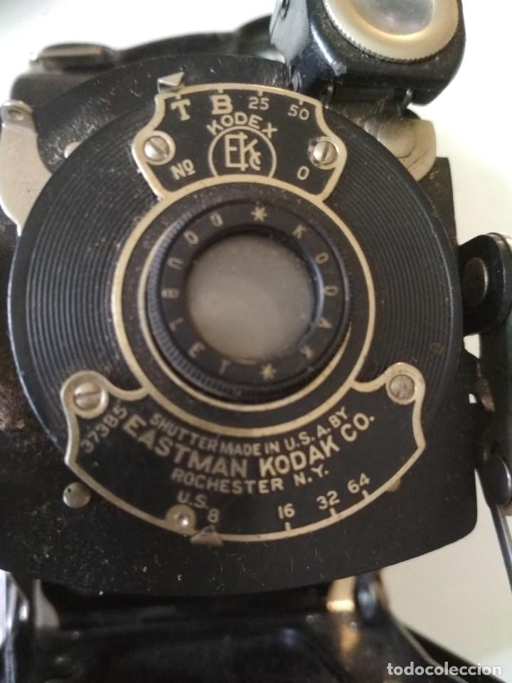 Cámara de fotos: Camara Kodak. Vintage. - Foto 6 - 286413178