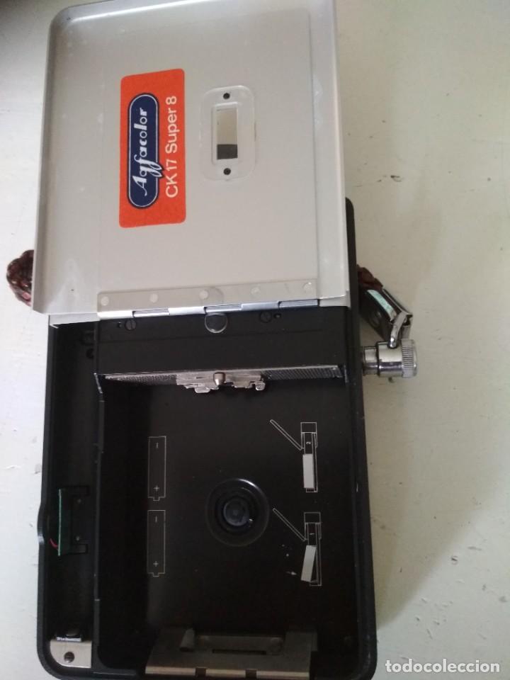 Cámara de fotos: Agfa microflex sensor. Super 8 camara - Foto 5 - 286454918