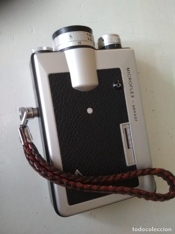 Cámara de fotos: Agfa microflex sensor. Super 8 camara - Foto 6 - 286454918