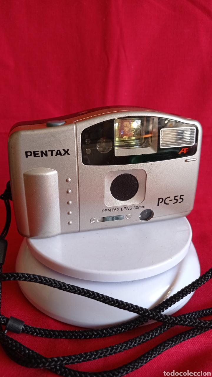 Cámara de fotos: CAMARA FOTOGRAFICA CLASICA / PENTAX PC - 55 / LENS - 30 mm. - Foto 2 - 287096568