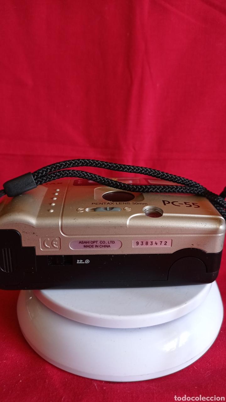 Cámara de fotos: CAMARA FOTOGRAFICA CLASICA / PENTAX PC - 55 / LENS - 30 mm. - Foto 4 - 287096568