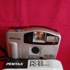 Cámara de fotos: CAMARA FOTOGRAFICA CLASICA / PENTAX PC - 55 / LENS - 30 MM.. Lote 287096568
