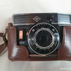 Cámara de fotos: CÁMARA PARAT-I AGFA. Lote 287866768