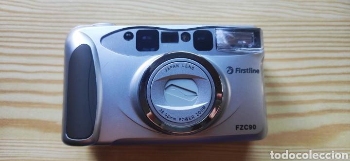 CÁMARA DE FOTOS FIRSTLINE FZC 90 (Cámaras Fotográficas - Clásicas (no réflex))
