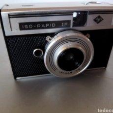 Cámara de fotos: AGFA ISO- RÁPID 1F. Lote 288742093