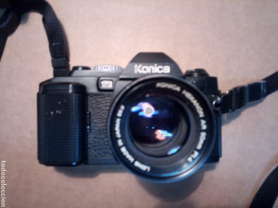 KONICA FS1 (Cámaras Fotográficas - Clásicas (no réflex))