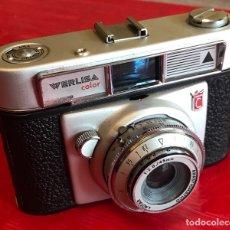 Cámara de fotos: CAMARA WERLISA COLOR C. Lote 294071588