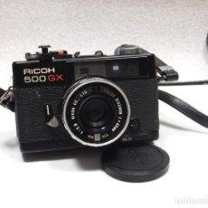 Cámara de fotos: RICOH 500GX. Lote 295460838