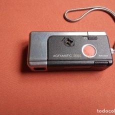 Cámara de fotos: CAMARA AGFAMATIC 2000. Lote 295647543