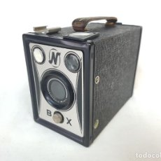 Fotocamere: MENIS STANDARD BOX. AÑOS 50. ESTADO DE MUSEO.. Lote 295709278