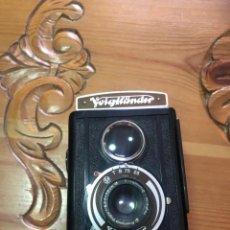 Cámara de fotos: VOIGTLANDER BRILLANT TLR. Lote 295739393