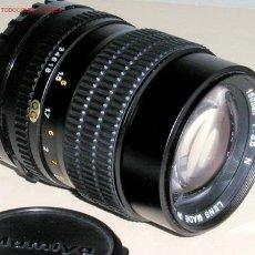 Cámara de fotos: MAMIYA-SEKOR 150MM/3.5 PARA LA 645. Lote 26070886