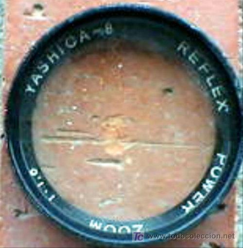 FILTRO YASHICA...ENVIO GRATIS.¡¡¡ (Cámaras Fotográficas Antiguas - Objetivos y Complementos )
