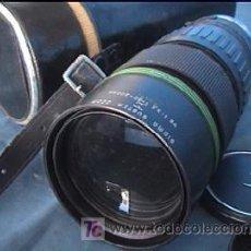 Cámara de fotos: OBJETIVO TELE SIGMA SYSTEM ZOOM 200MM. Lote 7871364