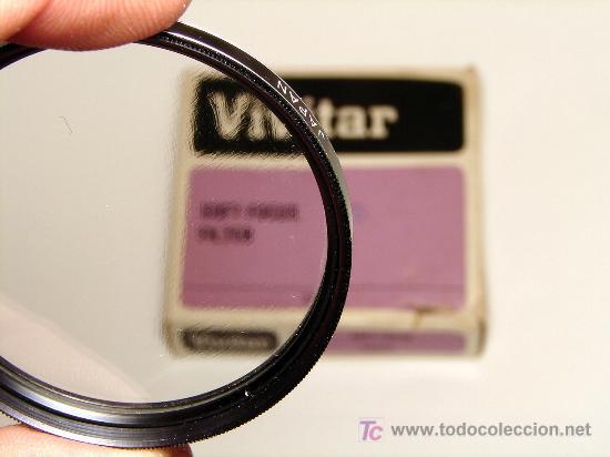 Cámara de fotos: FILTRO VIVITAR SOFT FOCUS 52 mm EN CAJA, COMO NUEVO - Foto 3 - 8770740