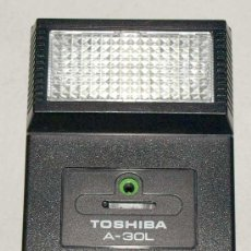 Cámara de fotos: FLASH TOSHIBA A-30L. Lote 14275910