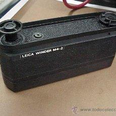Cámara de fotos: LEICA WINDER PARA LEICAS M.LEICA M4-2. Lote 25512766