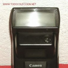 Cámara de fotos: FLASH CANON 300 EZ. Lote 12550979