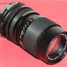 Cámara de fotos: OBJETIVO VIVITAR 3.8/ ZOOM 70/150MM. Lote 6415169