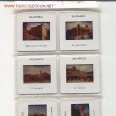 Cámara de fotos: 10 DIAPOSITIVAS DE SALAMANCA. Lote 27276651