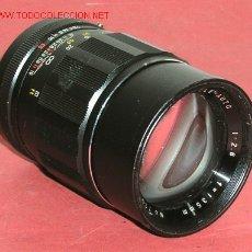 Cámara de fotos: OBJETIVO TOKINA TELE AUTO 135MM. Lote 6950715