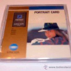 Cámara de fotos: MINOLTA PORTRAIT CARD.. Lote 12238970