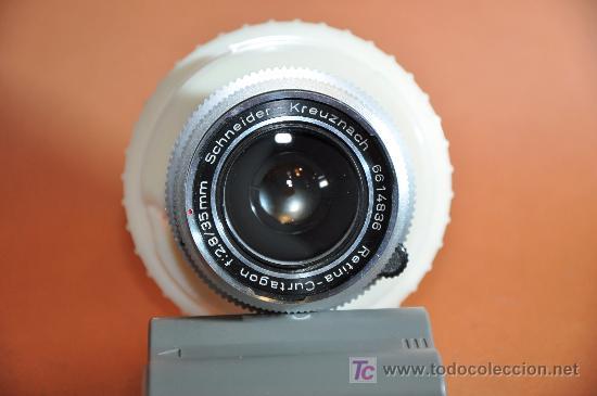 Cámara de fotos: Retina-Curtagon f:2,8/35mm Schneider-Kreuznach - Foto 2 - 17405692