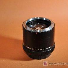 Cámara de fotos: VIVITAR MC TELECONVERTER 3X-4 MONTURA CANON FL-FD. Lote 17609473