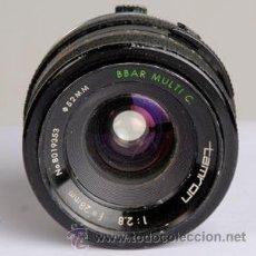 Cámara de fotos: TAMRON 28MM/2.8 ¡PARA CUALQUIER MARCA CON ADAPTADOR¡. Lote 19179897