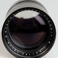 Cámara de fotos: LEICA ELMARIT-R 180MM/2,8 ¡IMPECABLE¡. Lote 19582455