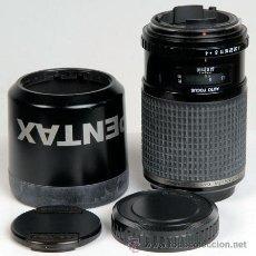 Cámara de fotos: PENTAX 645 SMC-FA 200MM/4 AUTOFOCO. Lote 23556183